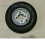 Wheel ~~~ tyre on 8$$$ rim. 4 stud on 115 pcd
