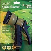 Heavy Duty 6 Function Spray Nozzle
