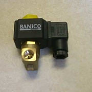 Gas solenoid valve 1/4$$$, 12 volts