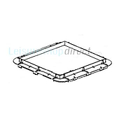 Dometic Mini-Heki Mounting Frame Complete 23-42mm