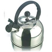 1.2lt Kettle Stainless Steel Dome