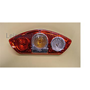 Hella Chantella rear light with reverse