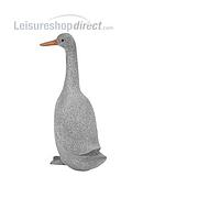 Runner Duck Turning - Stone effect