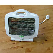 Halogen Effect Portable Heater
