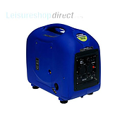 Hyundai HY2000SEi Leisure Inverter Generator with Electric Start- 2.2kw