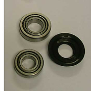 Knott Bearing set 200 x 50 brake drum