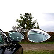 Milenco Aero 3 Convex Caravan Towing Mirror