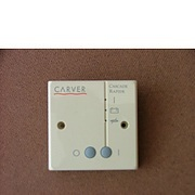 Wall switch Carver Cascade Rapide