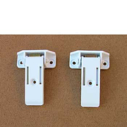 Thetford SRC Freezer Door Hinge (2) - all Thetford models
