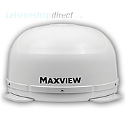 Maxview Max-Dome Twin LNB Fully Automatic Satellite System