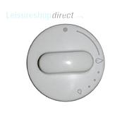 Vanette 4000 Series Control Knob - White