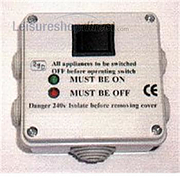 Mains Polarity Changeover Switch