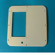Carver Adaptor Plate
