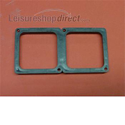 2 Way adaptor surround plate