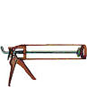 Skeleton Caulking Gun Metal 11 Long
