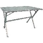 VIA MONDO SLATTED TABLE MEDIUM 110X71X70