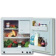 Dometic RGE100 Refrigerator + Spare Parts