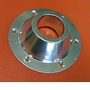 Above Floor Base for Table legs - aluminium