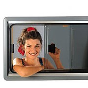 Seitz S4 Sliding windows 500 x 450 - 600 x 600mm