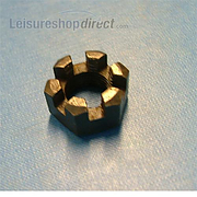 Slotted Nut 5/8