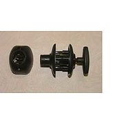 Door retainer black- used widely by Swift group