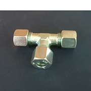 Caravan Gas Fittings - Steel