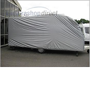 Aluminumised Caravan Covers