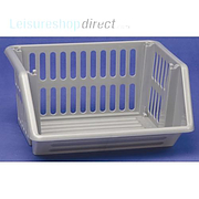 Vegetable Rack 35cm - Silver