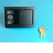 Caraloc 700 door lock black- exterior only
