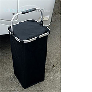 Caravan Collapsible Laundry Basket