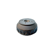 Alko Brake Drum 2051 Euro 4 stud (623112)