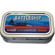 Caravan Pocket / Travel Battleship game