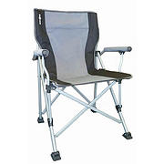 Brunner Raptor Folding Chair - Silver / Black