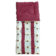Umbria Blue or Burgundy Sleeping Bags