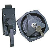 Caravan Inner And Outer Left Hand Door Lock Kit