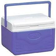 Coleman 5QT Fliplid Cooler Blue