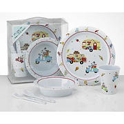 CHILDS DINNER SET SPARKY