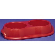 Double Pet Bowl 27cm