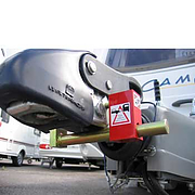 SAS Compact Condor Caravan Hitch Lock