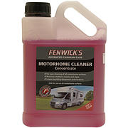 Fenwicks Motorhome cleaner