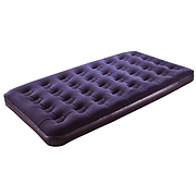 Royal Flock Airbed with Pump - Single