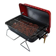 Gordon Portable Gas BBQ with Lid