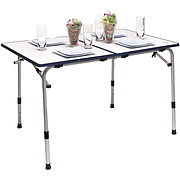 Grenada 120x80cm Folding Table