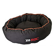 Heavy-Duty Donut Pet Bed - Large