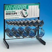 Hi-Grip Range of Stainless Steel Hose Clips