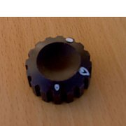 Dometic Control knob for Cramer Hob Black