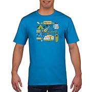 Camping Tshirt - Happy Camper