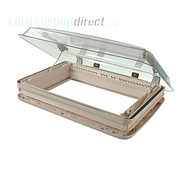 Dometic Midi Heki Rooflight - Wind Handle Model