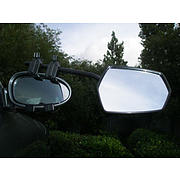Milenco MGI Steady View Towing Mirror Twinpack