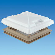 MPK Rooflight 420 with Flynet ~~~ Blind - Beige (Complete)